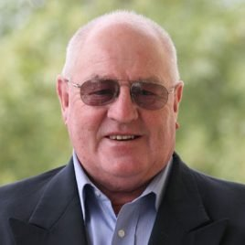 Colin Alderson OAM